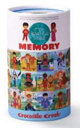 Beautiful World Memory Game