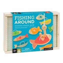 Fishing Around Fishing Game