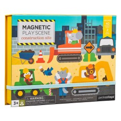 Magnetic Easel Construction