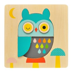 Owl Chunky Puzzle