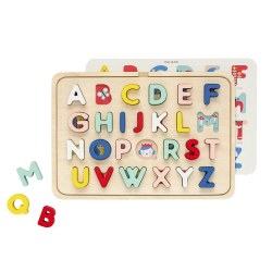 ABC Tray Puzzle
