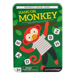 Hang On Monkey Game Tin