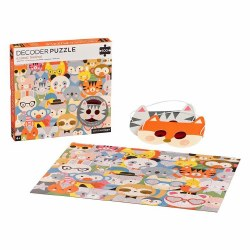 Kawaii Animals 100pc Puzzle