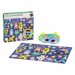 Monster Jam 100pc Puzzle