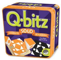 Q-Bitz Solo Orange Edition