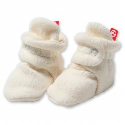 Cozie Fleece Bootie Cream 3m