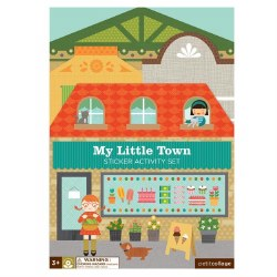 Sticker Activity Set My LIttle Town