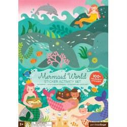 Sticker Activity Set Mermaid World