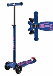 Maxi Deluxe Scooter Indigo