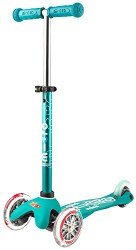 Mini Deluxe Scooter Aqua