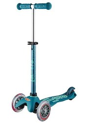 Mini Deluxe Scooter Ice Blue