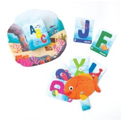 A-B Seas Go Fish Cards