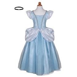 Deluxe Cinderella Dress 5-6y