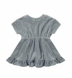 Terry Dress Ocean 12-18m
