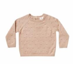 Bailey Knit Sweater Petal 12-1