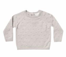 Bailey Knit Sweater Ash 18-24m