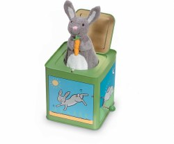 Jack-in-the-box Bunny