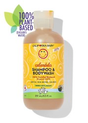 Shampoo & Body Wash Calendula 8.5oz
