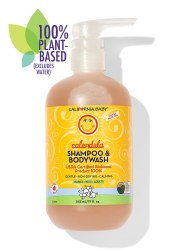 Shampoo & Body Wash Calendula 19oz