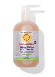 Shampoo & Body Wash Super Sensitive 19oz