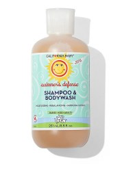 Shampoo & Body Wash Simmers Defense 8.5oz