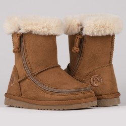 Billy Cozy Boot Chestnut 4Y