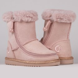 Billy Cozy Boot Blush Tot 10