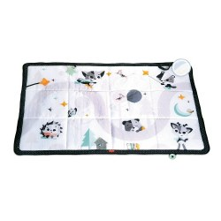 Magical Tales Black and White Super Mat