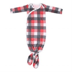 Newborn Knotted Gown Jack