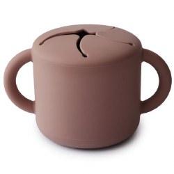 Snack Cup Mauve