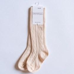 Knee High Vanilla 6-18m