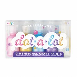 Dot-A-Lot Craft Paint Pearlescence