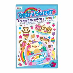 Scented Stickers Beary Sweet