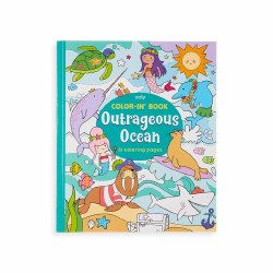 Color-in' Book Outrageous Ocean