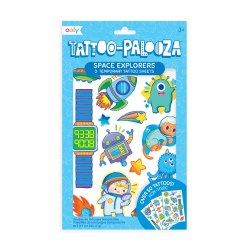 Tattoo-Palooza Space Explorers
