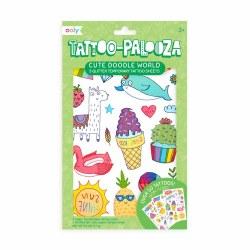 Tattoo-Polooza Cute Doodle Words