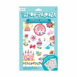 Tattoo-Palooza Princess Garden