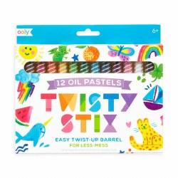 Twisty Stix Oil Pastels