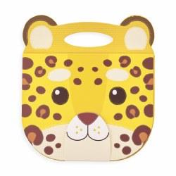 Carry Along Sketchbook Leopard