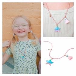 Belinda Star Necklace