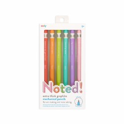 Noted Mechanical Pencils