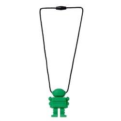 Jr Beads Spaceman Green