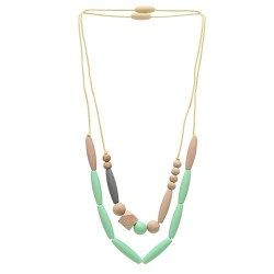 Metropolitan Necklace Mint