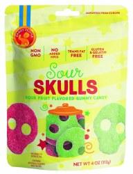 Sour Skulls 4oz