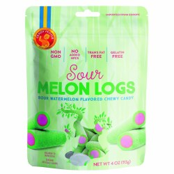Sour Melon Logs