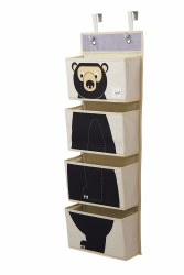 Hanging Organizer Bear