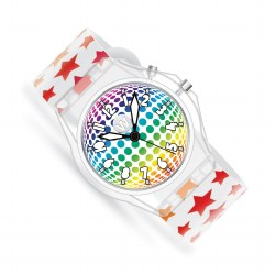 Light Up Watch Super Star