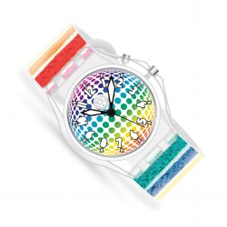 Light Up Watch Layer Cake