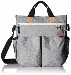Duo Bag Grey Melange
