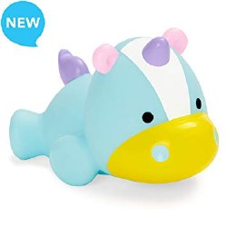 Zoo Light Up Bath Toy Unicorn